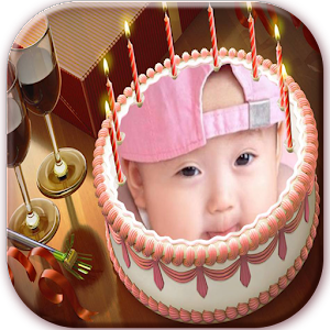 Free Birthday Cake Images With Name Editor : Photo On Cake : Photo Editor - Android Apps on Google Play