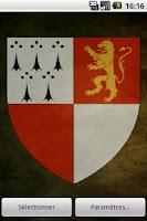 Screenshot of Heraldry Dream Lite