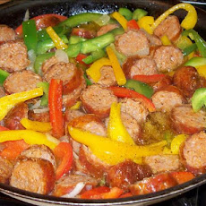 Sausage and Bell Peppers
