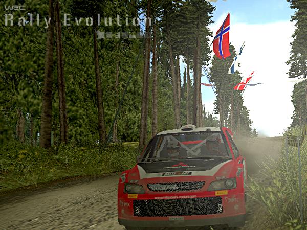 WRC: Rally Evolution