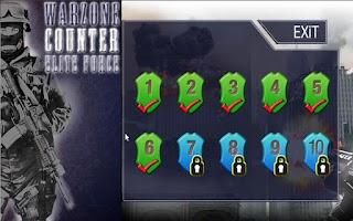Screenshot of Combat Warrior