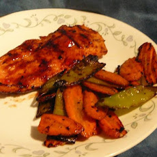 Glazed Chicken Kahlua