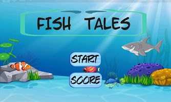 Screenshot of Fish Tales