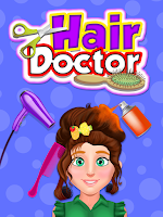 Screenshot of Hair Doctor Salon