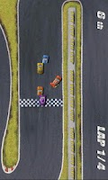 Screenshot of Tilt Racing