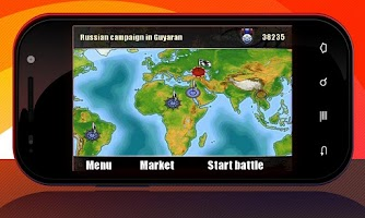 Screenshot of Modern Conflict