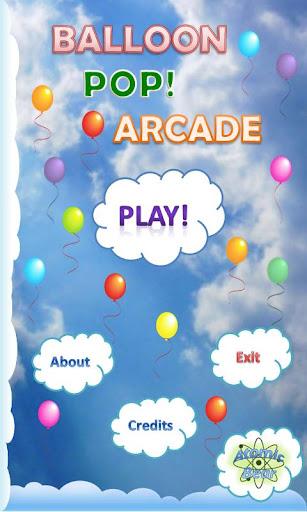 Balloon POP Arcade
