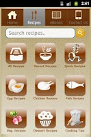 Screenshot of Best Indian Cooking