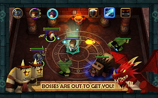 Screenshot of Tiny Legends: Heroes