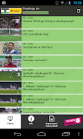 Screenshot of FohlenTV