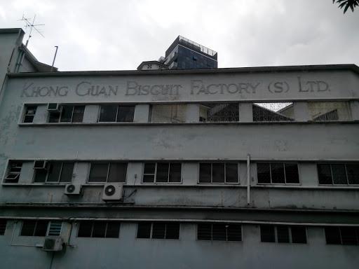 Kong Guan Biscuit Factory