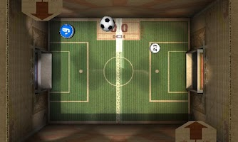 Screenshot of Cardboard Football Club 3D HD