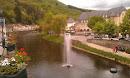 Vianden, Springbrunnen in der Our