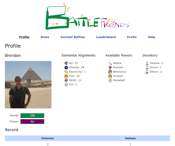 Battlefriends Profile