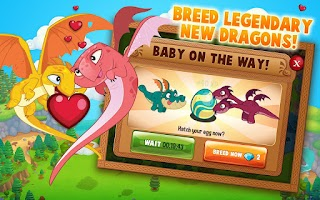 Screenshot of Dragon Skies