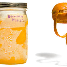 Mandarin Orange Digestif Recipe