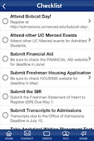 Screenshot of UC Merced