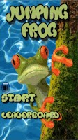 Screenshot of Jumping Frog