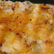 Crabmeat Enchiladas