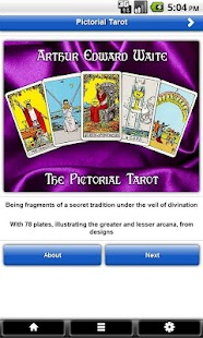 Pictorial Tarot FREE - screenshot