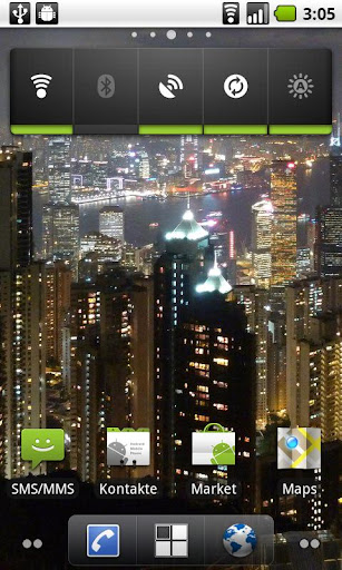 Hong Kong Live Wallpaper