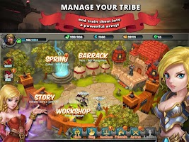 Screenshot of For The Tribe