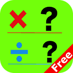 Multiplication・Division Free APK Image