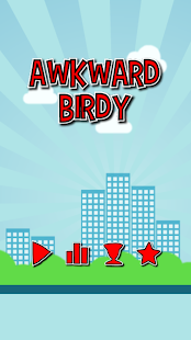 Awkward Birdy - screenshot