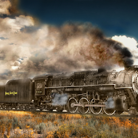ON The Run by Nickel Plate Photographics - Transportation Trains