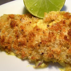 Cheese-Topped Fish