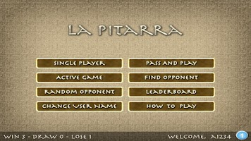 Screenshot of Pitarra Pro