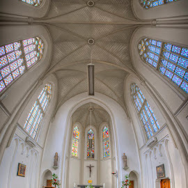 St Ursula by Andreas Hie - Buildings & Architecture Places of Worship