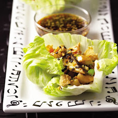 Cook the Book: Chicken Lettuce Cups