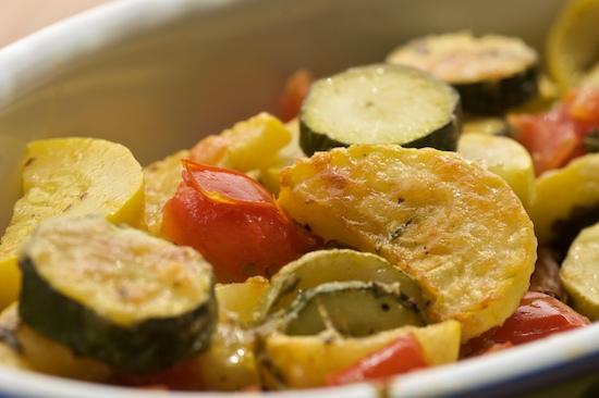 Zucchini Tomaten Gratin — Rezepte Suchen