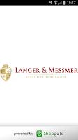 Screenshot of Langer & Messmer GmbH