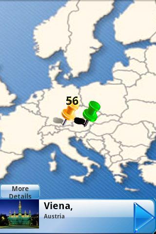 【免費解謎App】Map Quiz-APP點子