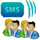 Group SMS Plus icon