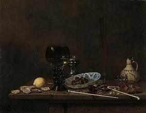 RIJKS: Jan Jansz. van de Velde (III): painting 1651