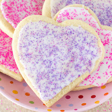 Cut-Out Sugar Cookies