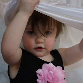 Satin by Tammy Ruhf - Babies & Children Children Candids ( satin, candid, toddler )