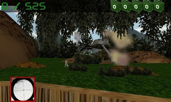Screenshot of Sniper army: jungle war