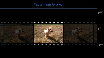 Screenshot of PhotoSequence Lite
