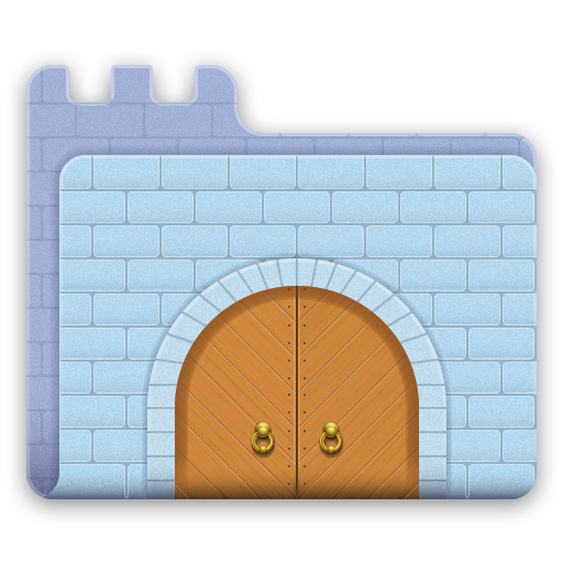 CASTLE File Manager LOGO-APP點子