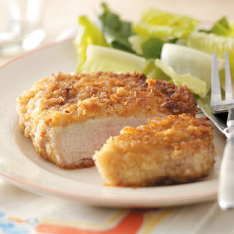 "Breaded"" Pork Chops With Mustard Sauce (Gluten-Free) Recipes ..."