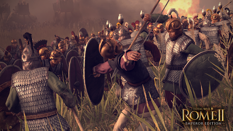 SEGA unveils the new definitive Total War: Rome II – Emperor Edition