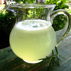 Fresh Mint Lemonade
