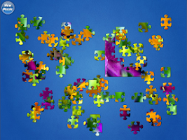 Screenshot of Jigsaw World