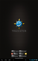 Screenshot of Trackator