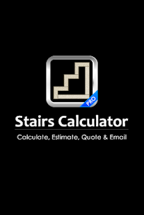 Stairs Calculator PRO - screenshot