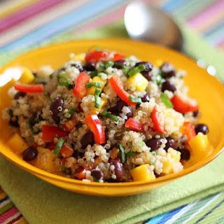 Quinoa Mango Salad Recipes